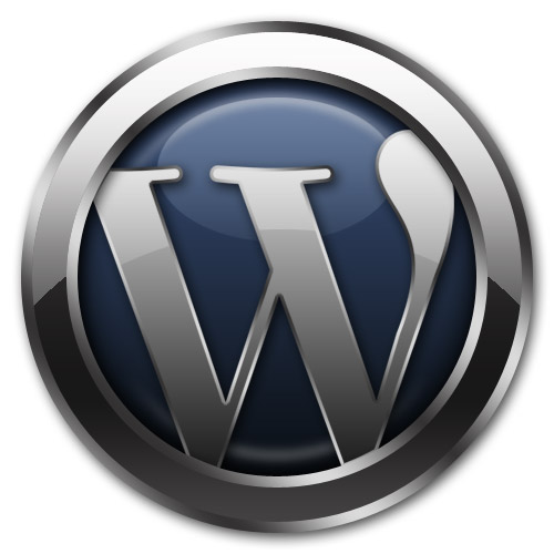 """wordpress logo"""